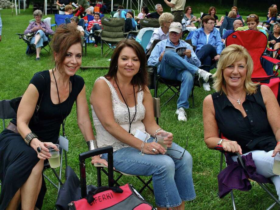 Were you SEEN at the Tony Bennett concert at the Ives Center on July 13th? Photo: Nuria Ryan