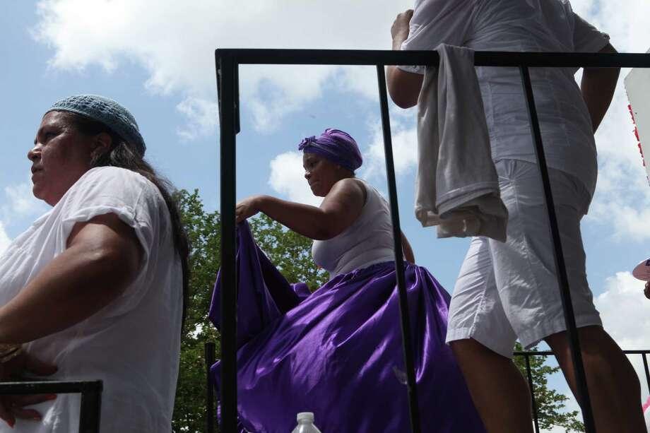 Puerto Rican Parade In Bridgeport