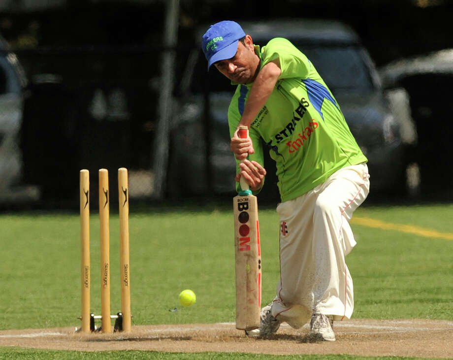 The Stamford Cricket Club will hold a cricket event from 8 a.m. to 6 p.m.  Saturday and Sunday at Lione Park, 325 Stillwater Ave. All proceeds raised from the event will benefit the Domestic Violence Crisis Center. The event will also include food, music and children's activities. For more information, call Sahul at 646-2598 or Nikhil at 203-610-3457. Photo: Jason Rearick / Stamford Advocate