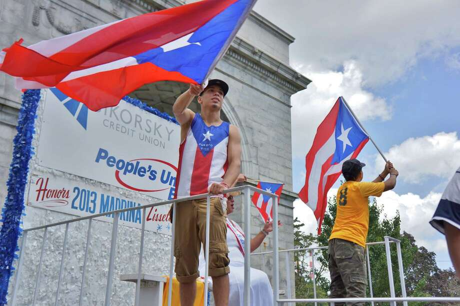 Were you SEEN at the Puerto Rican Day Parade down at Seaside Park in Bridgeport Sunday afternoon? 7/14/2013 Photo: Todd Tracy/ Hearst Connecticut Media Group