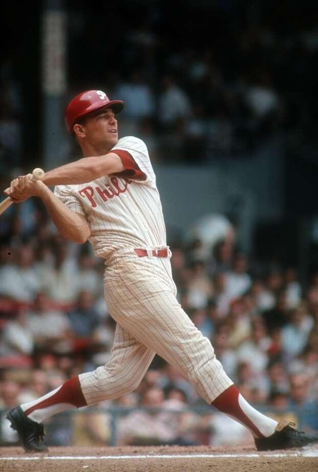 1964 - Johnny CallisonTeam: Philadelphia Phillies  Location: New York City  All-Star game result: National League 7, American League 4