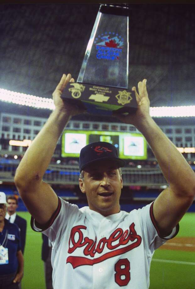 1991 - Cal Ripken, Jr.  Team: Baltimore Orioles  Location: Toronto  All-Star game result: American League 4, National League 2
