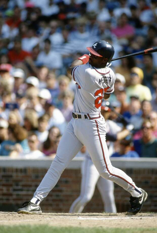 1994 - Fred McGriff  Team: Atlanta Braves  Location:  Pittsburgh  All-Star game result:  National League 8, American League 7