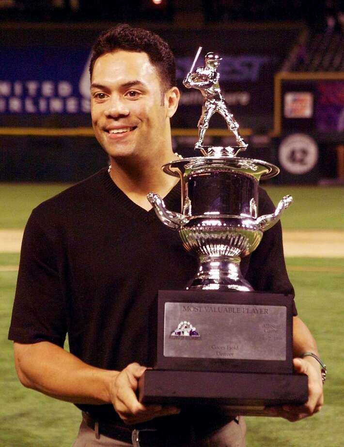 1998 - Roberto AlomarTeam: Baltimore Orioles  Location: Denver  All-Star game result: American League 13, National League 8