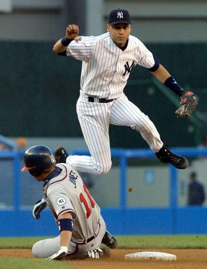 2000 - Derek Jeter  Team: New York Yankees  Location: Atlanta  All-Star game result: American League 6, National League 3