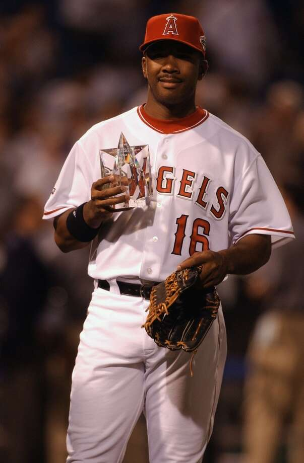 2003 - Garrett Anderson  Team: Anaheim Angels  Location: Chicago  All-Star game result: American League 7, National League 6