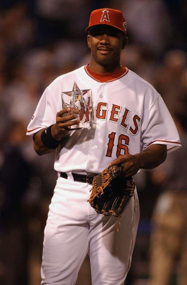 2003 - Garrett AndersonTeam: Anaheim Angels  Location: Chicago  All-Star game result: American League 7, National League 6