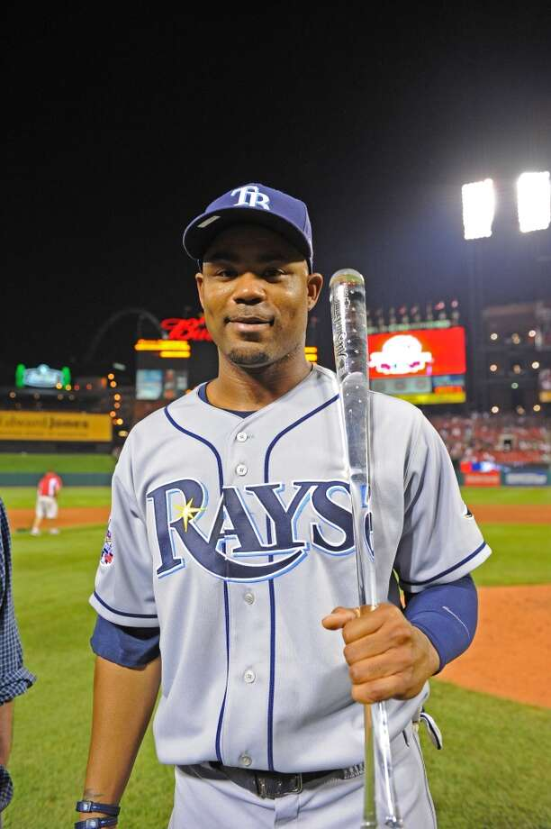2009 - Carl Crawford  Team: Tampa Bay Rays  Location: St. Louis  All-Star game result: American League 4, National League 3
