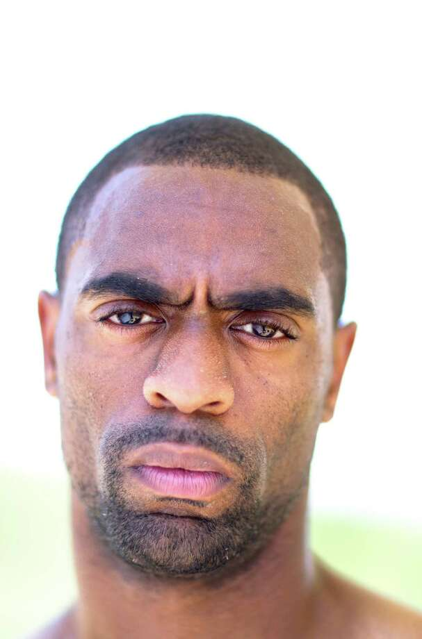 FILE - JULY 14, 2013:  It was reported that sprinter Tyson Gay has tested positive for a banned substance and has pulled out of next month's World Championships July 14, 2013.   CLERMONT, FL - JUNE 14:  Olympic sprinter Tyson Gay of the United States of America poses for a portrait at the National Training Center on June 14, 2010 in Clermont, Florida.  (Photo by Al Bello/Getty Images) ORG XMIT: 98939322 Photo: Al Bello / 2010 Getty Images