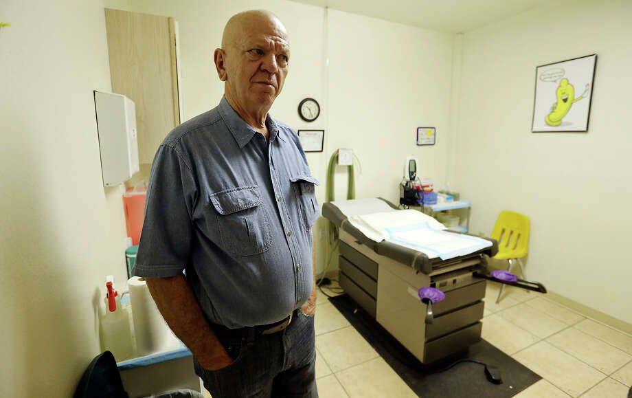 Reproductive Services of Harlingen owner Dr. Lester Minto owns one of two abortion clinics in the Rio Grande Valley. He sees about 2,000 women a year. Photo: Edward A. Ornelas, Staff / © 2013 San Antonio Express-News