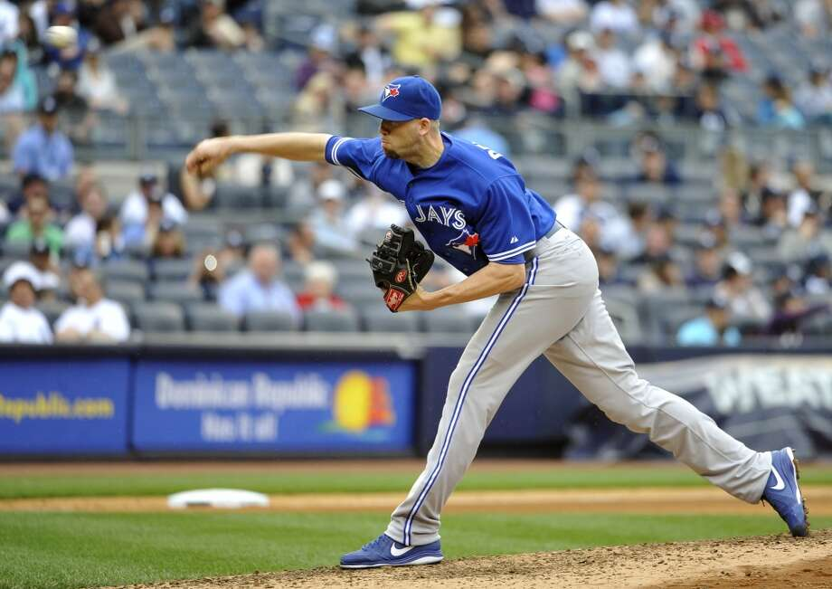 Fan vote - Steve Delabar, Blue Jays