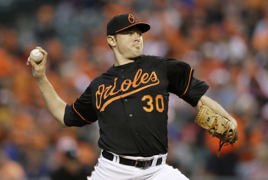Replacing Sunday pitcher - Chris Tillman, Orioles