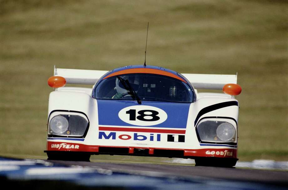 David Leslie of Great Britain drives the #18 Mobil 1 Aston Martin AMR1during the FIA World Sportscar Prototype Championship 1000 kms of Brands Hatch on 23rd July 1989 at Brands Hatch Circuit in West Kingsdown, Kent, England. Photo: Pascal Rondeau, Getty Images / 2011 Getty Images
