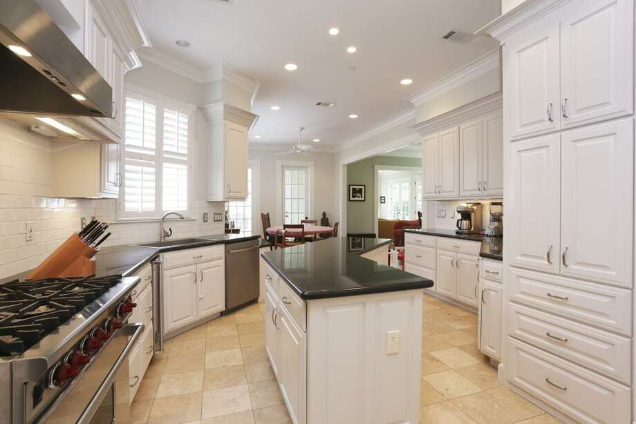 This $1.9 million home features four bedrooms and five bathrooms in more than 3,700 square feet of living space.