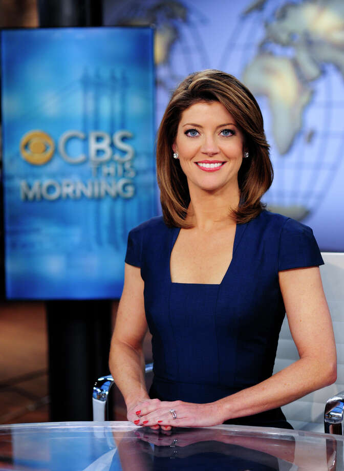 "Life is good for ""CBS This Morning"" co-anchor Norah O'Donnell, who calls San Antonio her hometown and who said her morning assignment is ""the best job in the world."" CBS is happy, too: Its morning show ratings are steadily climbing. Photo: John Paul Filo, CBS / Ã?©2012 CBS Broadcasting Inc. All Rights Reserved."