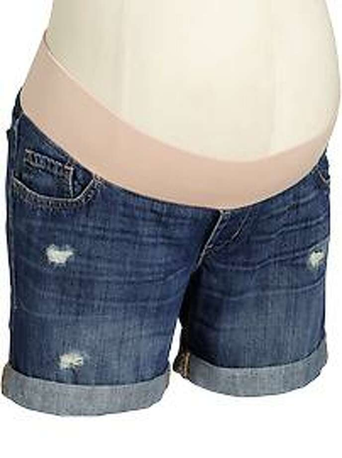10. If all women wore maternity pants/shorts, the line at women's rooms around the world would be much shorter.