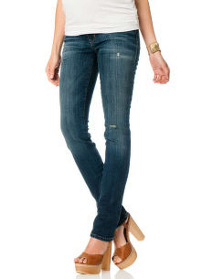 4. Removing skinny jeans (even skinny maternity jeans) requires help.