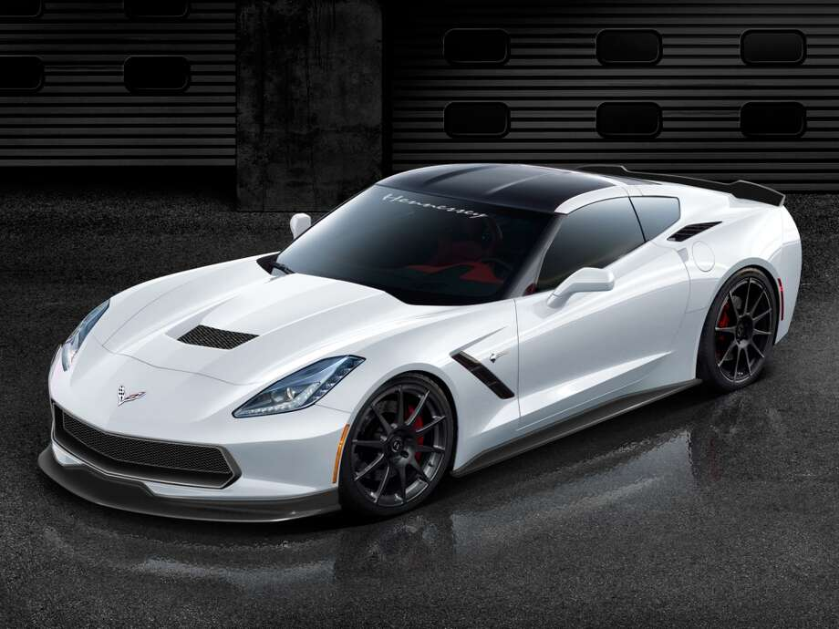 Local automaker Hennessey plans to introduce this modified version of the new Corvette C7 Stingray later this year.