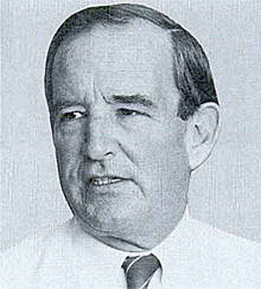 Stewart B. McKinney, a longtime Fairfield and Westport resident, who servied as congressman in the 4th Congressioanl District from 1970 until his death in 1987, along with fellow Republicans Lowell P. Weicker Jr. and Christopher Shays controlled the seat for more than four decades. Now, however, some observers believe incumbent Democrat Jim Himes is frimly entrenched in the seat. Photo: Contributed Photo / Fairfield Citizen contributed