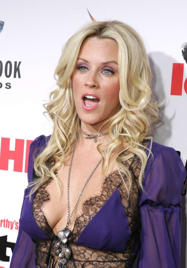"Jenny McCarthy during ""Dirty Love"" Los Angeles Premiere Photo: E. Charbonneau, WireImage"