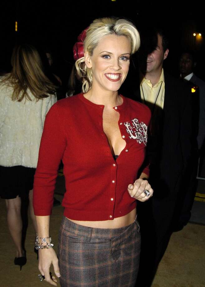 Jenny McCarthy during VH1 Big in '04 - Red Carpet Photo: Jeff Kravitz, FilmMagic, Inc