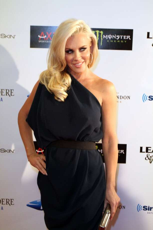 Jenny McCarthy in 2012 Photo: Tasos Katopodis, Getty Images For Leather & Laces