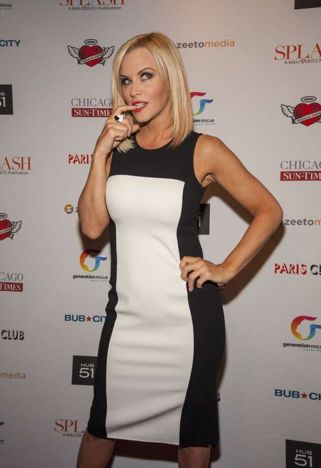 Jenny McCarthy in Chicago in April 2013. Photo: Barry Brecheisen, WireImage