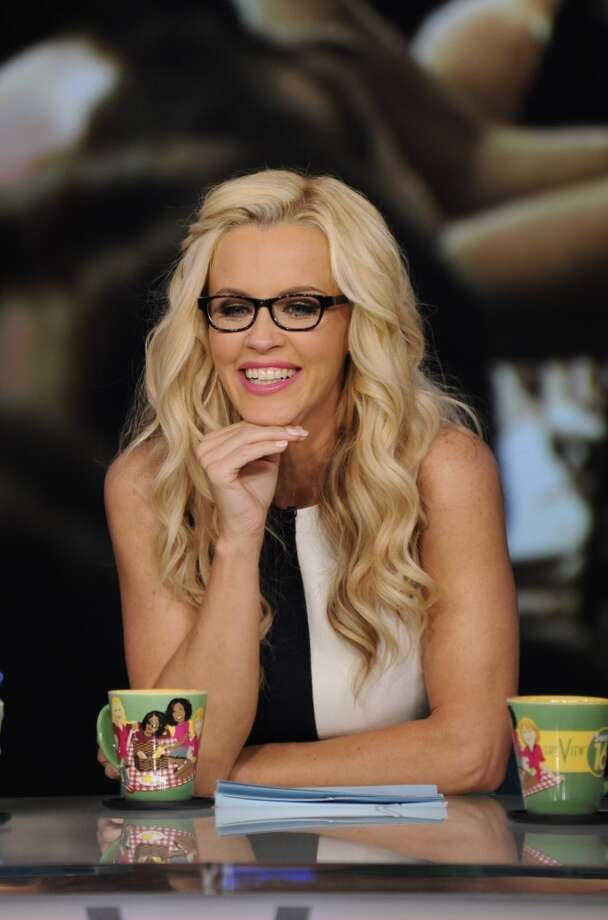 "Jenny McCarthy on ""The View"" Photo: Donna Svennevik, ABC Via Getty Images"