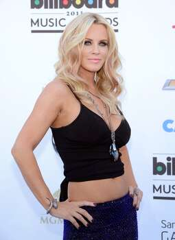 Jenny McCarthy at the 2013 Billboard Music Awards Photo: Jeff Bottari, Getty Images