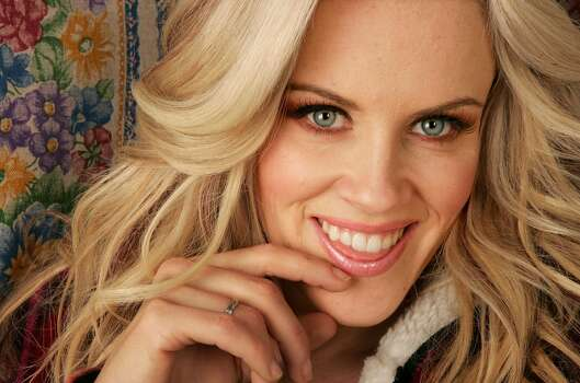 "Actress Jenny McCarthy from the film ""Dirty Love"" poses for portraits during the 2005 Sundance Film Festival. Photo: Carlo Allegri, Getty Images"
