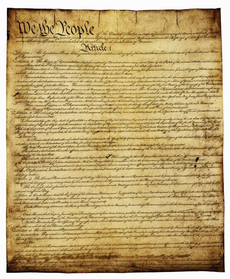 How many amendments does the Constitution have?