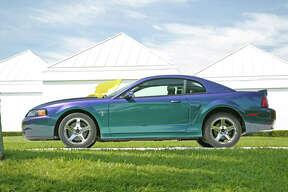 2004 Ford SVT Mustang Cobra Mystichrome.