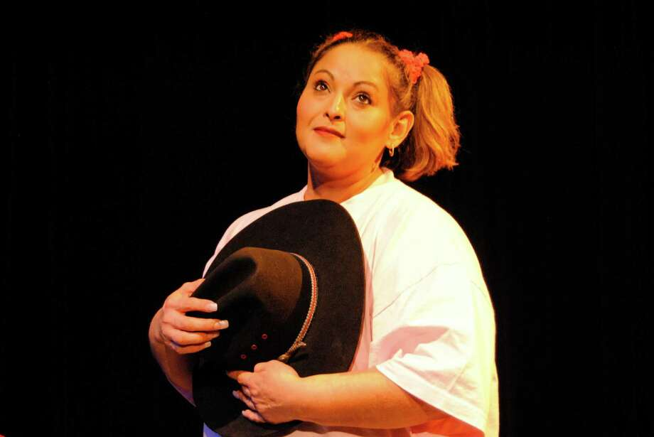 """Janie Sauceda is performing her solo show """"Sunday."""" Courtesy Joel Settles Photo: Courtesy Joel Settles"""