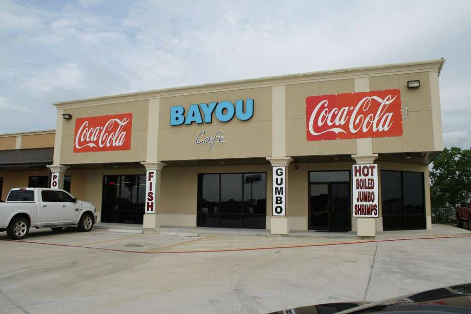 Bayou Caf  is now open in Port Arthur at 8640 Central Mall Drive. Photo: Jose D. Enriquez III