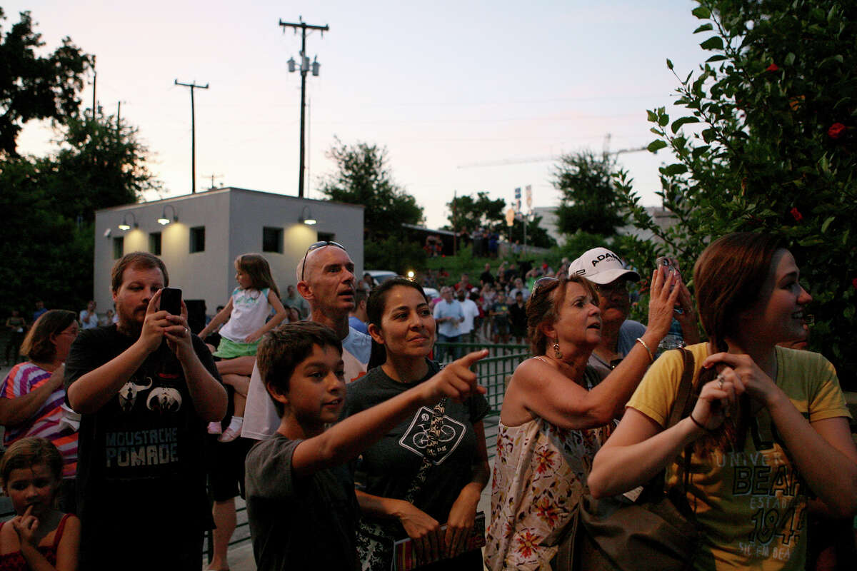 August 13: Bat Loco Bash - Educational event near Camden Street Bridge at the San Antonio River Walk closes out series, which includes booths, live music, and children's activities all FREE to the public. Click here for more information.