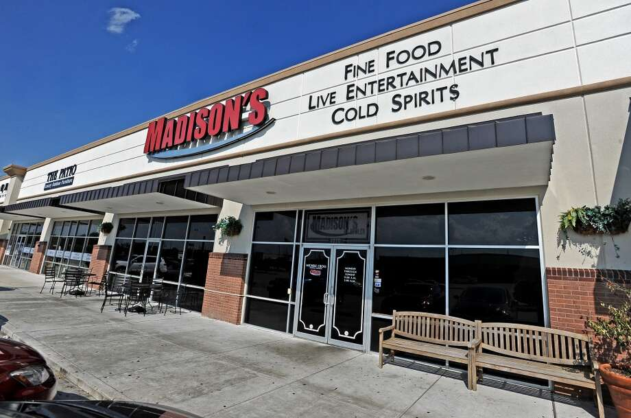 Madison's on Dowlen is the July 11, 2013, restaurant of the week.   Photo taken: Randy Edwards/The Enterprise
