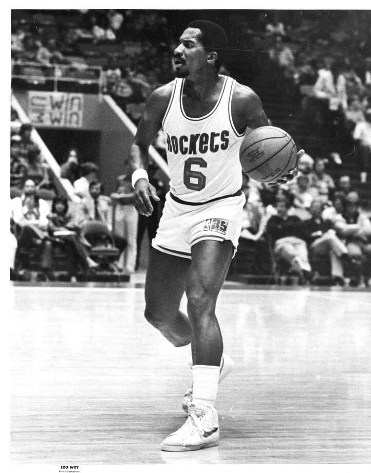 6 - Tom HendersonHenderson wrapped up his nine-year career with four in Houston. The point guard averaged 5.6 points and 3.97 assists. Photo: Courtesy Of Houston Rockets