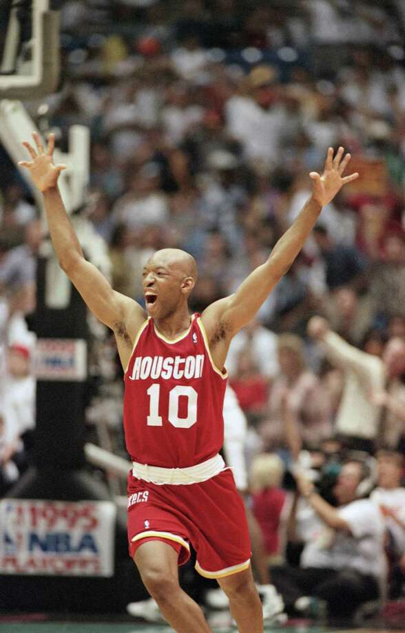 10 - Sam CassellCassell was drafted with the 24th overall pick in 1993 and won NBA titles in his first two years with the Rockets. He averaged 10 points in his three seasons as a reserve before being traded in August 1996. Photo: David J. Phillip, AP / AP1995