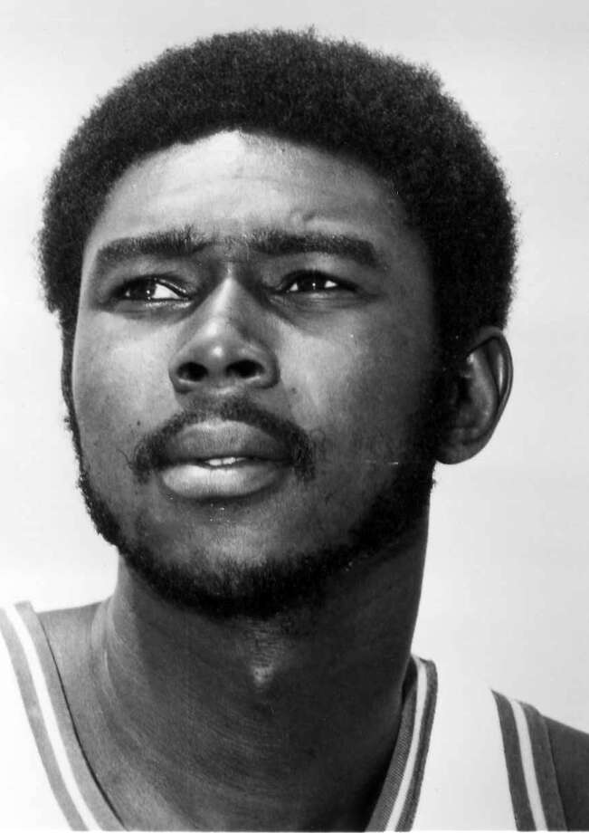 16 - George Johnson Johnson played two years with the Rockets in the early 1970s, scoring 97 points in 45 games. He is the only player to wear No. 16 for the Rockets. Photo: Courtesy Of Houston Rockets