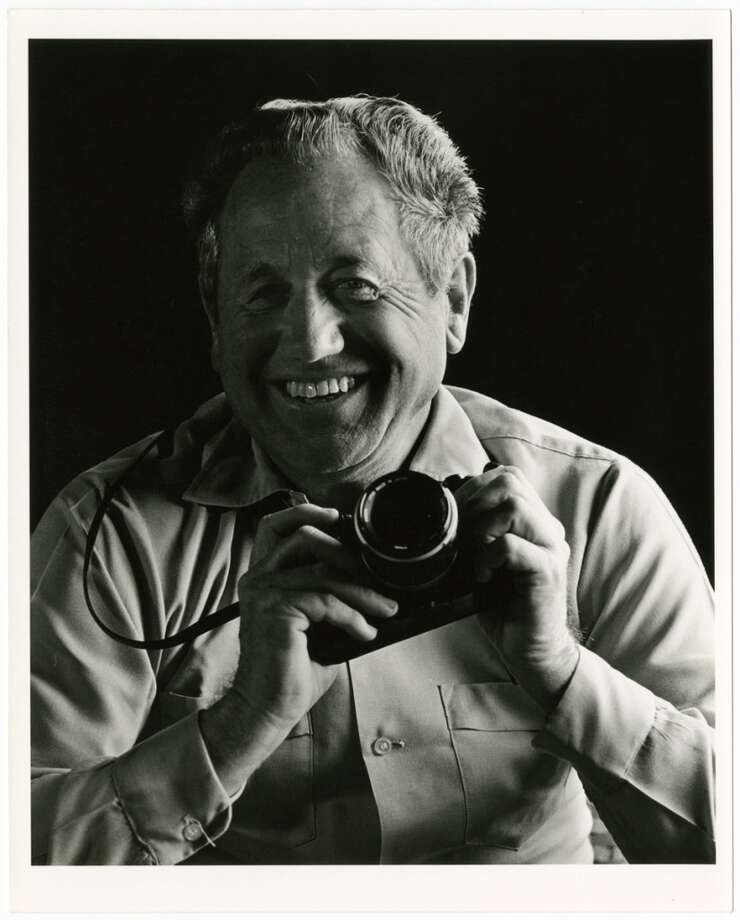 Photographer Peter Stackpole in 1971, by Joan Murray