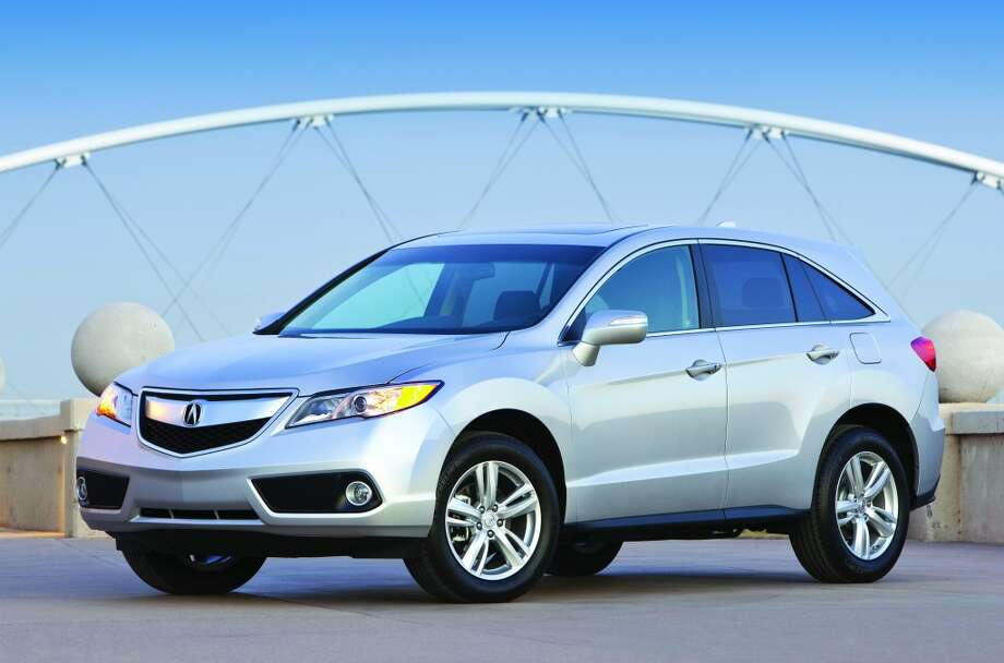 "Acura RDXWhat Forbes said: ""The agile RDX was upgraded for 2013 with the Honda Accord's powerful and proven V6 engine and assorted improvements that include a smoother ride and reduced levels of noise, vibration and harshness. ""Source: Forbes"