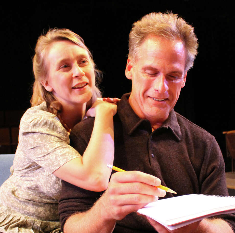 """Joe Kirkendall and Shannon Emerick star in """"The Real Thing."""" Photo: Photo By Kaitlyn Walker"""