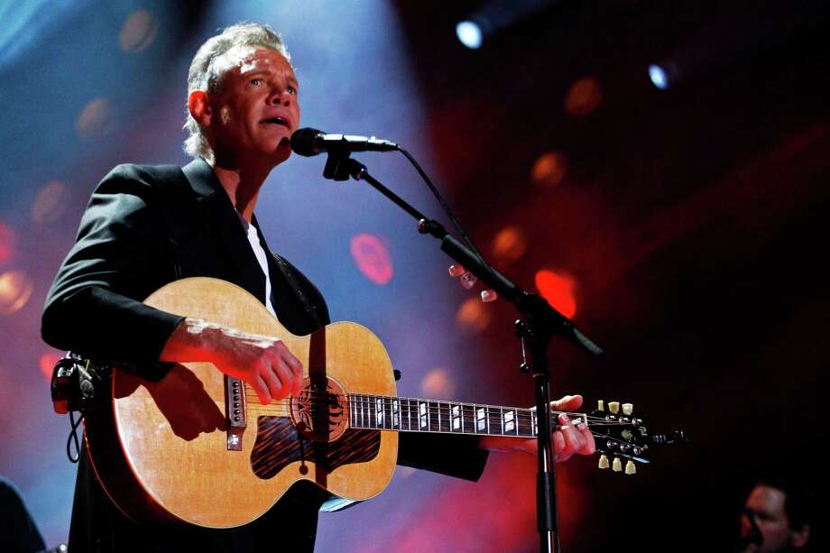 Randy Travis performs at 2013 CMA Music festival in Nashville, Tenn., in June. (Associated Press) Photo: Wade Payne, Associated Press / Invision