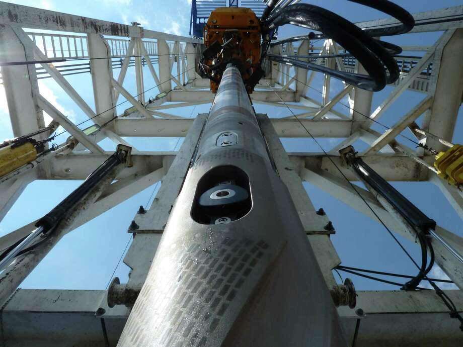 One analyst said Baker Hughes, maker of this fluid sampling and analysis system, could be affected by a drop in rigs in Mexico. Photo: Baker Hughes Courtesy Photo