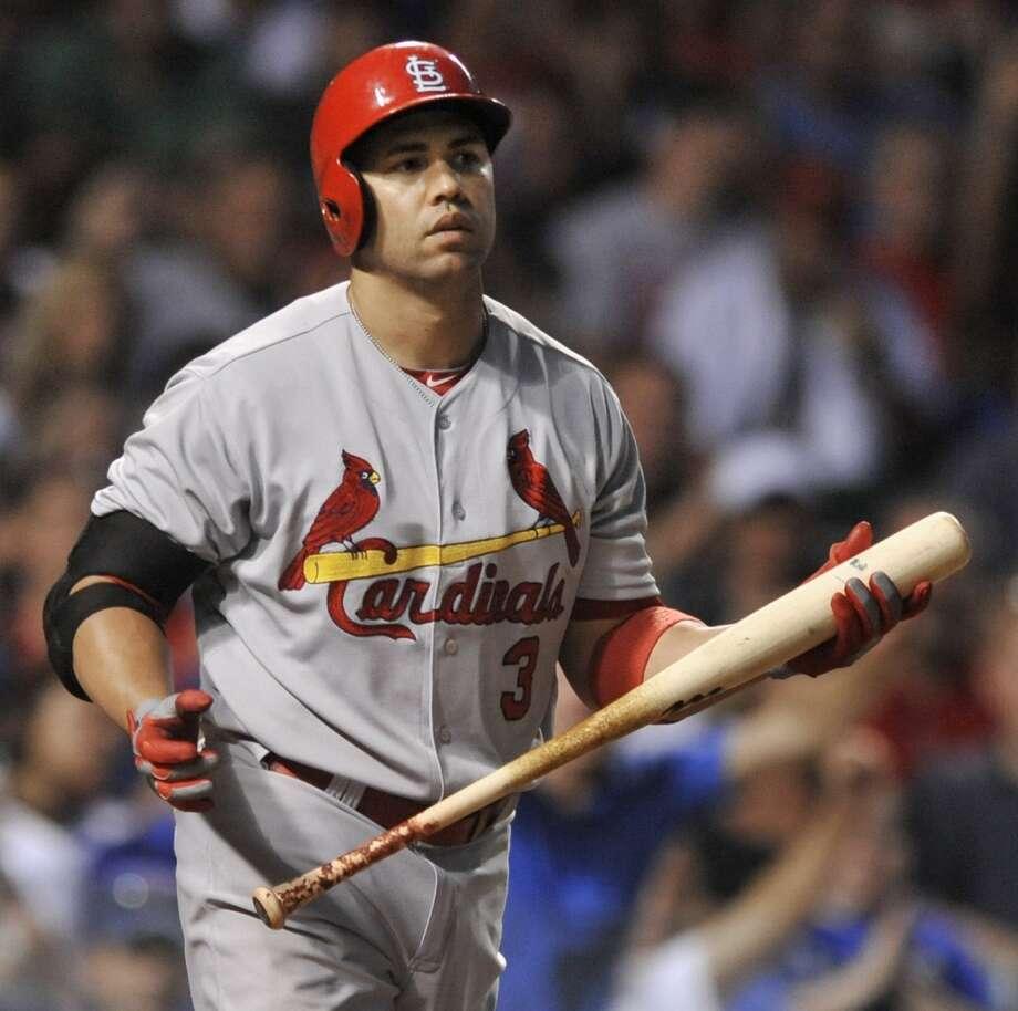 Carlos Beltran, OF, Cardinals  Connection: Former Astro  Stats: .309/.346/.533, 19 HR