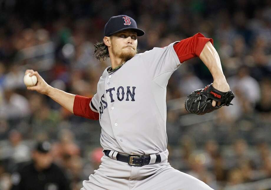 Clay Buchholz, SP, Red Sox