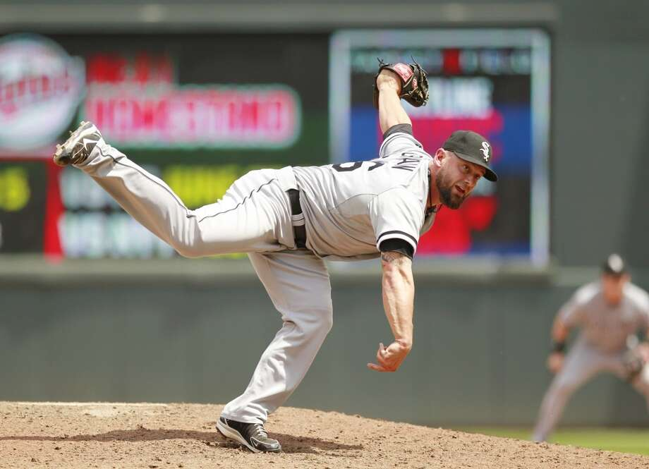 Jesse Crain, RP, White Sox  Connection: Attended University of Houston  Stats: 0.74 ERA in 38 games