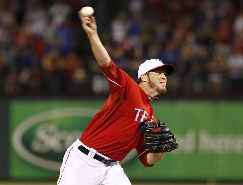 Joe Nathan, RP, Rangers