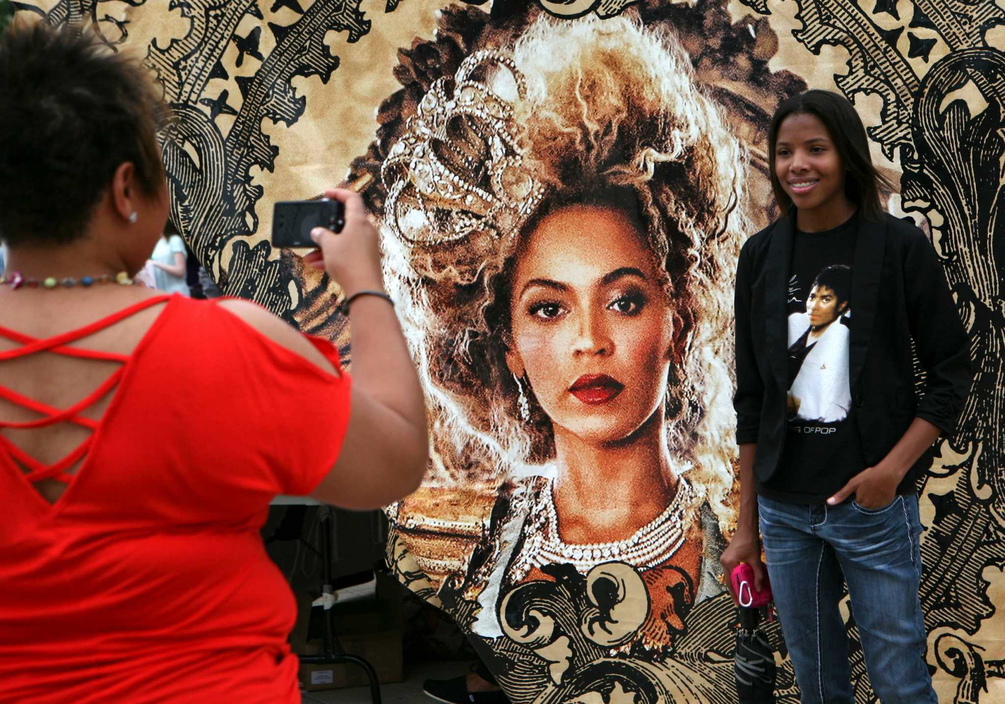 f6a22519744 Beyoncé  so happy to be home  at Houston concert - HoustonChronicle.com