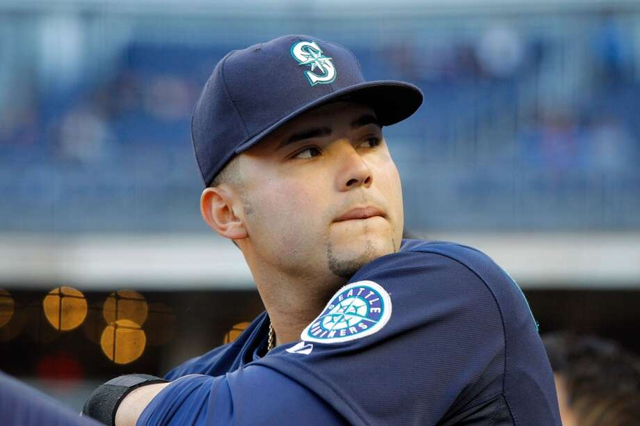 9. Jesus Montero isn't who we thought he was   After hitting a respectable .260 with 15 home runs in his rookie season, Jesus Montero was expected to improve in 2013. Instead, he's regressed -- a lot. Now injured, and in Triple-A, Montero's future with the Mariners is cloudy. He's since been replaced at catcher by rookie Mike Zunino, and with the DH position locked down by Kendrys Morales (at least this season), Montero may no longer have a role in Seattle.